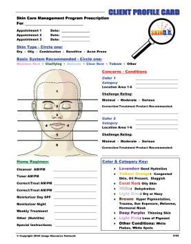 Client Profile Card