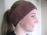 Client Spa Velcro Headband